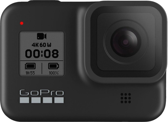 Gopro 8 Black Hero 4k À Prova D