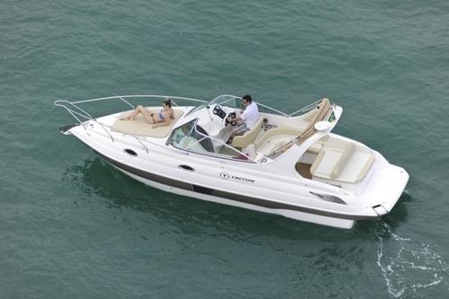 Lancha Triton 300 Sport Nxboats Coral Real Focker Ventura
