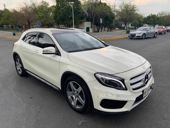 Mercedes-benz Clase Gla 2.0 250 Cgi Sport Sin Techo At 2017