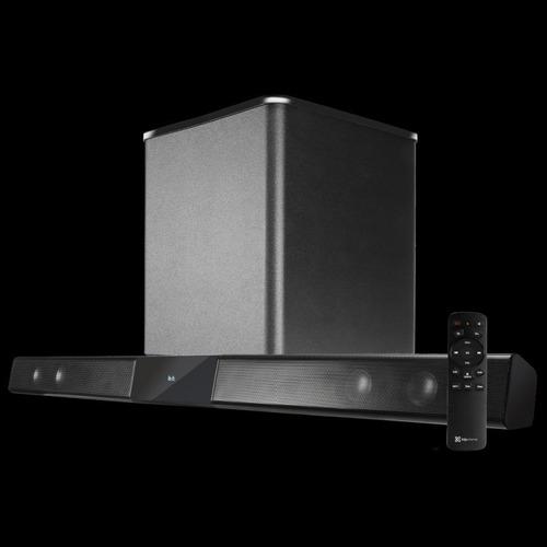 Bocina Klipx 2.1 Zerafik (soundbar), Bluetooth V4.0, 160w Rm