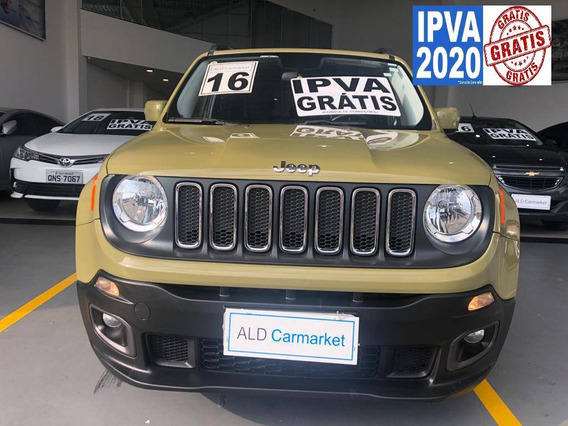 Jeep Renegade 1.8 Longitude Flex Automatica