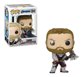 Funko Pop Avengers Endgame Thor 452 Original Nuevo