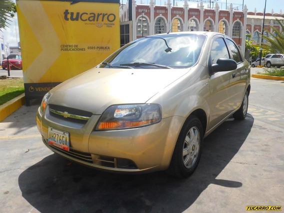 Chevrolet Aveo 4x2