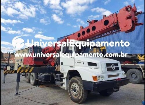 Caminhão M.benz 26380  Guindaste Madal Md 25.000