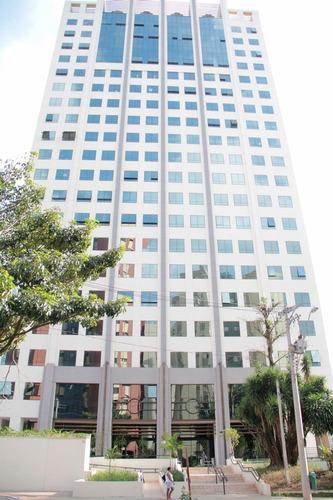 Sala Comercial 43m² No Aquárius - Cfc-961