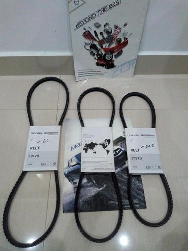 Kit De Correas Mazda Bt50 4x4 O B2600 Y Bt50 4x2 2.6 Ref 28