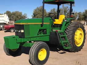 Tractor Agricola John Deere 7400 Recien Importado