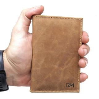 Carteiras Masculina Porta Cartão Documentos Cnh Em Couro 85