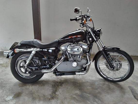 Harley-davidson Xl Custom Carburada