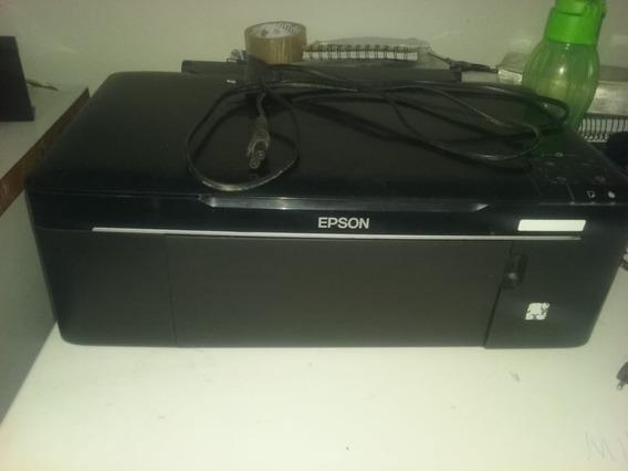 Impressora Epson E Estabilizador Intec