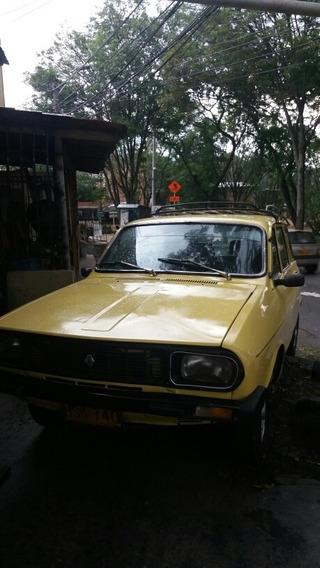 Renault R 12 Vendo Renault 12