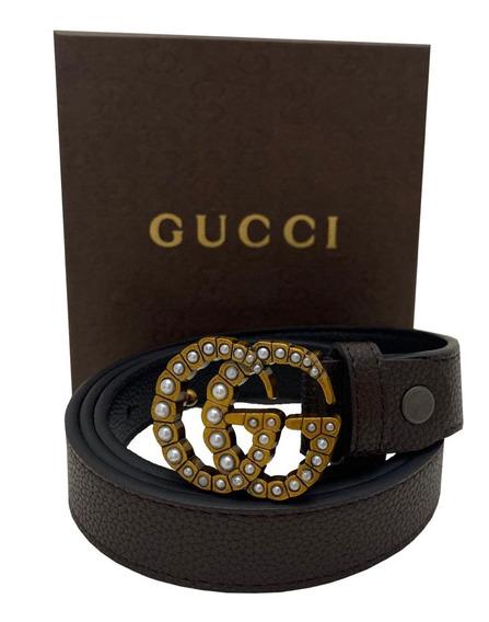 enviar Nombre provisional cera  Correa Gucci Mujer Cinturón Dama Cgd53 | Mercado Libre