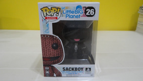 Funko Pop - Sackboy- Novo!