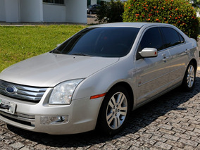 Ford Fusion 2.3 Sel Aut. 4p 2008