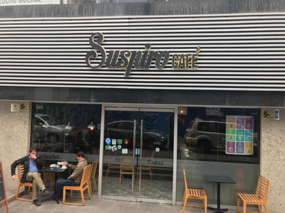Traspaso De Cafetería En El Corazón De Miraflores
