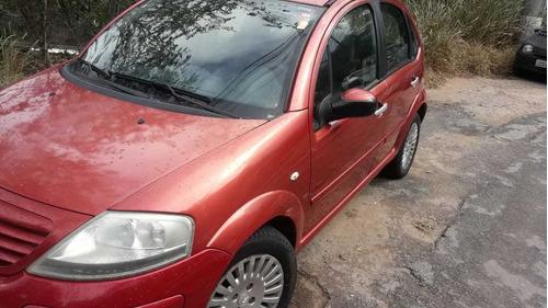 Citroën C3 2008 1.6 16v Exclusive Flex 5p