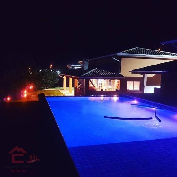 Chácara Com 4 Dormitórios À Venda, 2780 M² Por R$ 1.300.000 - Luiz Carlos - Guararema/sp - Ch0078