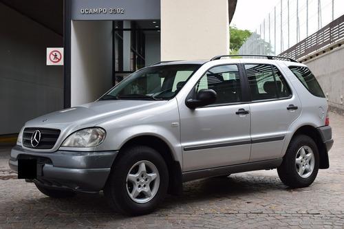 Mercedes Benz Ml320 1999 142.000 Kms