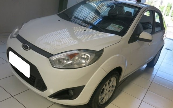 Ford Fiesta Sedan 1.6 Rocam Flex 4p Manual 2014