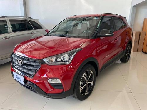 Creta Sport 2018 Vermelha Automática Completa