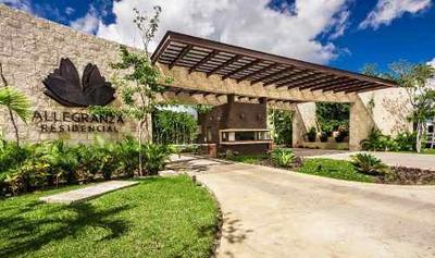 Casa Playa Del Carmen Allegranza Oportunidad Financiamiento
