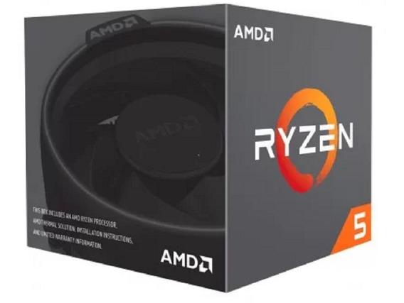 Processador Amd Ryzen 5 2600 3.4 Ghz 19 Mb Am4