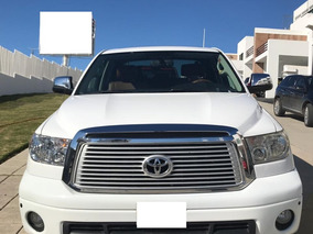Camioneta Toyota Tundra 5.7 Crew Max Limited 4x4