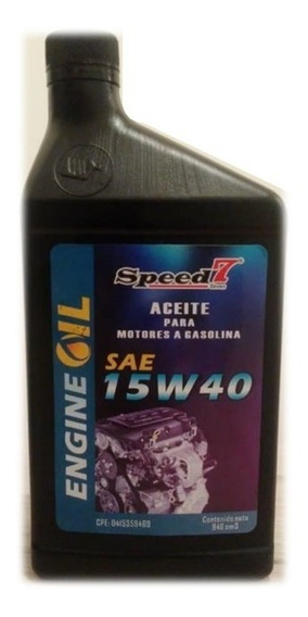 Aceite Mineral 15w40 Sl