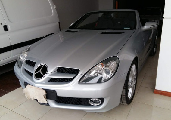 Mercedes-benz Clase Slk 2.0 Slk200 Kompressor Sport Manual