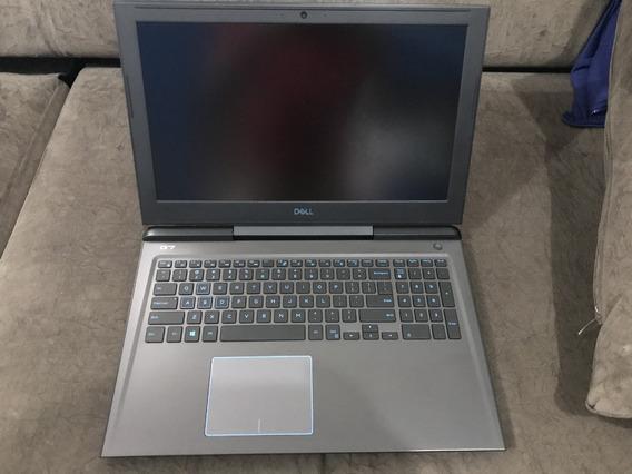 Notebook Gamer Dell G7-7588-u20p 8ª Ger. Intel Core I7 8gb