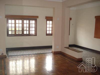 Casa Residencial Para Venda E Locação, Ingá, Niterói. - Ca0136