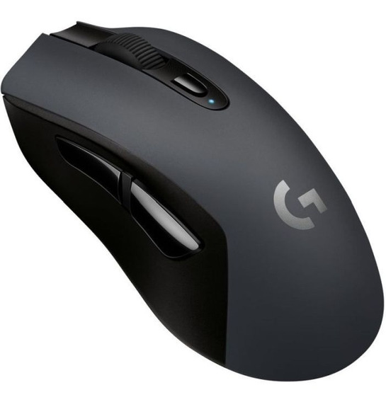 Mouse Logitech G603 Sem Fio Hero Lightspeed 12000dpi + Nfe