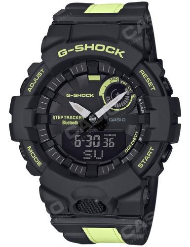 Imagen 1 de 10 de Reloj Casio G-shock G-squad Gba-800lu-1a1
