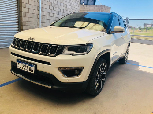 Jeep Compass Limited Plus 2018