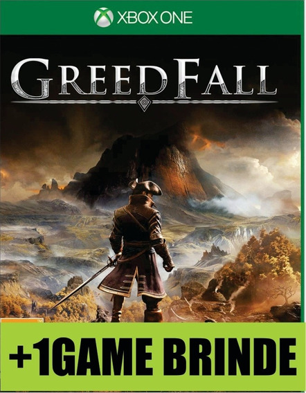 Greedfall Xbox One Mídia Digital