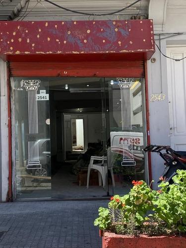 Local Comercial En Punta Carretas. Solano Garcia Y Ellauri.