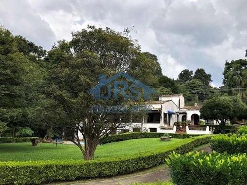 Sobrado Com 4 Dormitórios Para Alugar, 800 M² Por R$ 12.000/mês - Granja Viana - Cotia/sp - So2042