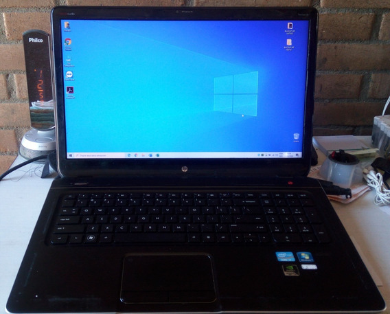 Notebook Hp Pavilion Dv7, Core I7, 16 Gigas Ram, Hd 1tb