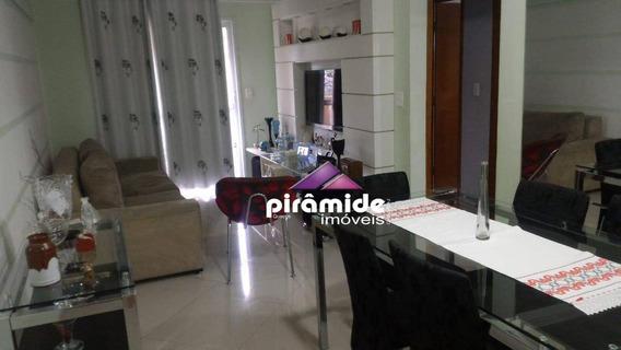 Apartamento Com 2 Dormitórios À Venda, 67 M² Por R$ 280.000,00 - Jardim Satélite - São José Dos Campos/sp - Ap9886