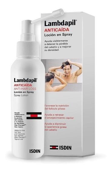 Isdin Lambdapil Anticaída Loción Spray 125ml