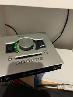 Placa Apollo Twin Solo Universal Audio