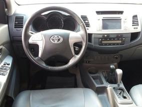Toyota Hilux C Dupla Diesel Automatica