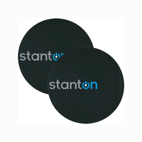 Stanton Slipmats, Feltro Para Toca Discos, Vinil