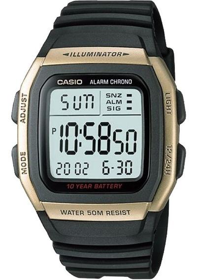Relógio Casio Masculino W-96h-9avdf
