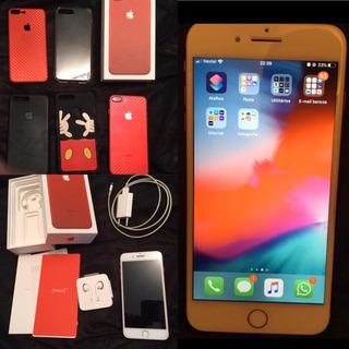 iPhone 7 Plus 128 Gb Vermelho Edição Especial