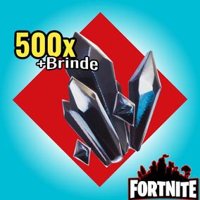 500 Estilhanegra - Fortnite - Salve O Mundo