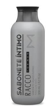 Sabonete Íntimo Masculino Racco For Men Racco 200ml