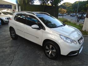 Peugeot 2008 Griffe Automático 2017 Branco Flex Com Teto