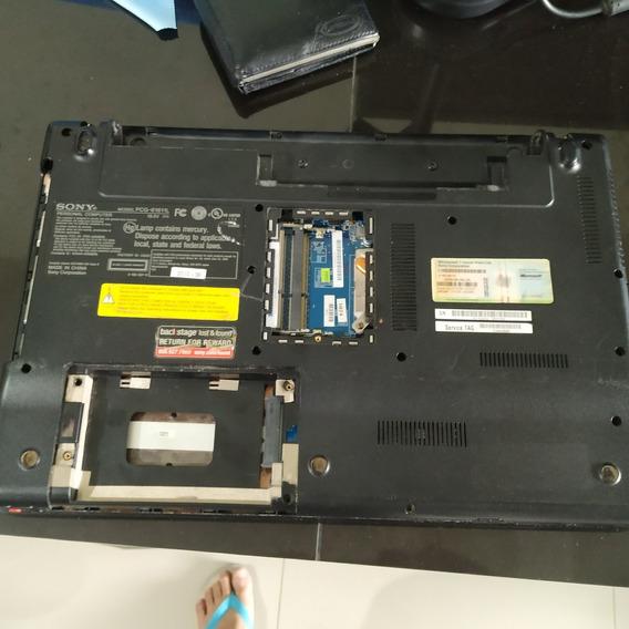 Notebook Sony Pcg 61611l Não Liga