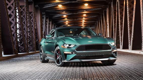 Ford Mustang Bullit V8 Mt 5.0l 2020